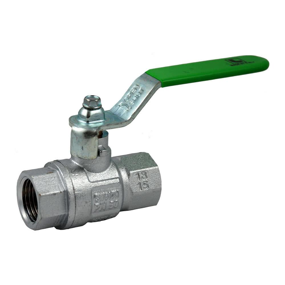 Trinkwasser Kugelhähne, DVGW/DIN13828 Zulassung